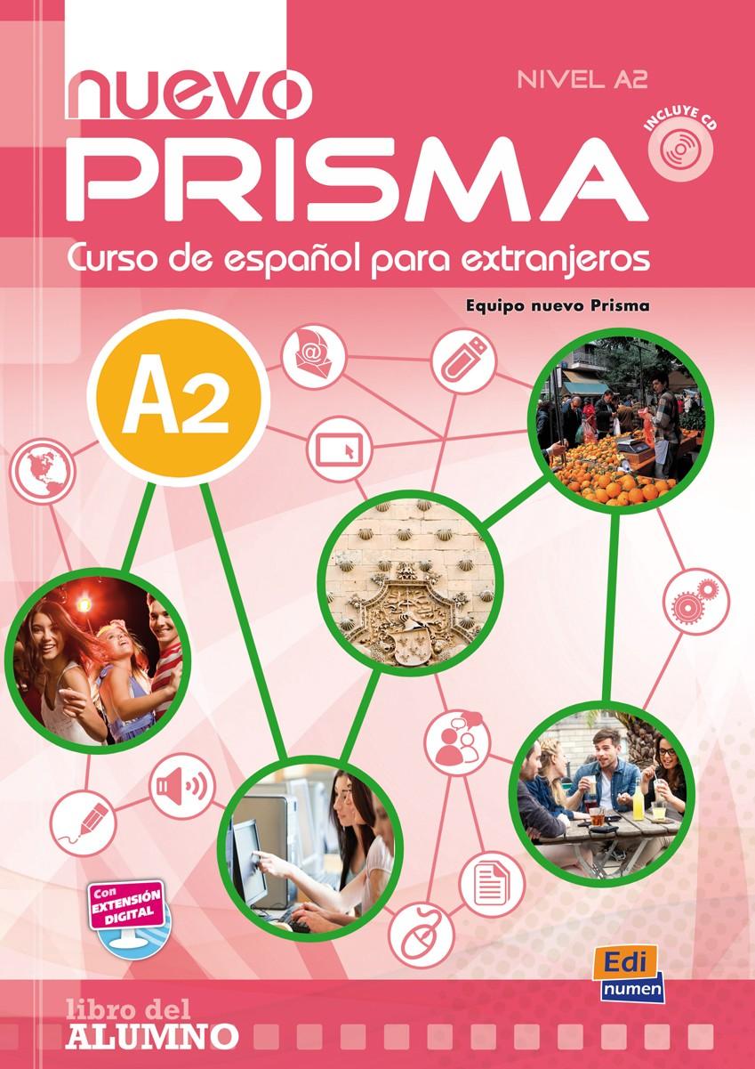 nuevo-prisma-a2-libro-del-alumno-cd