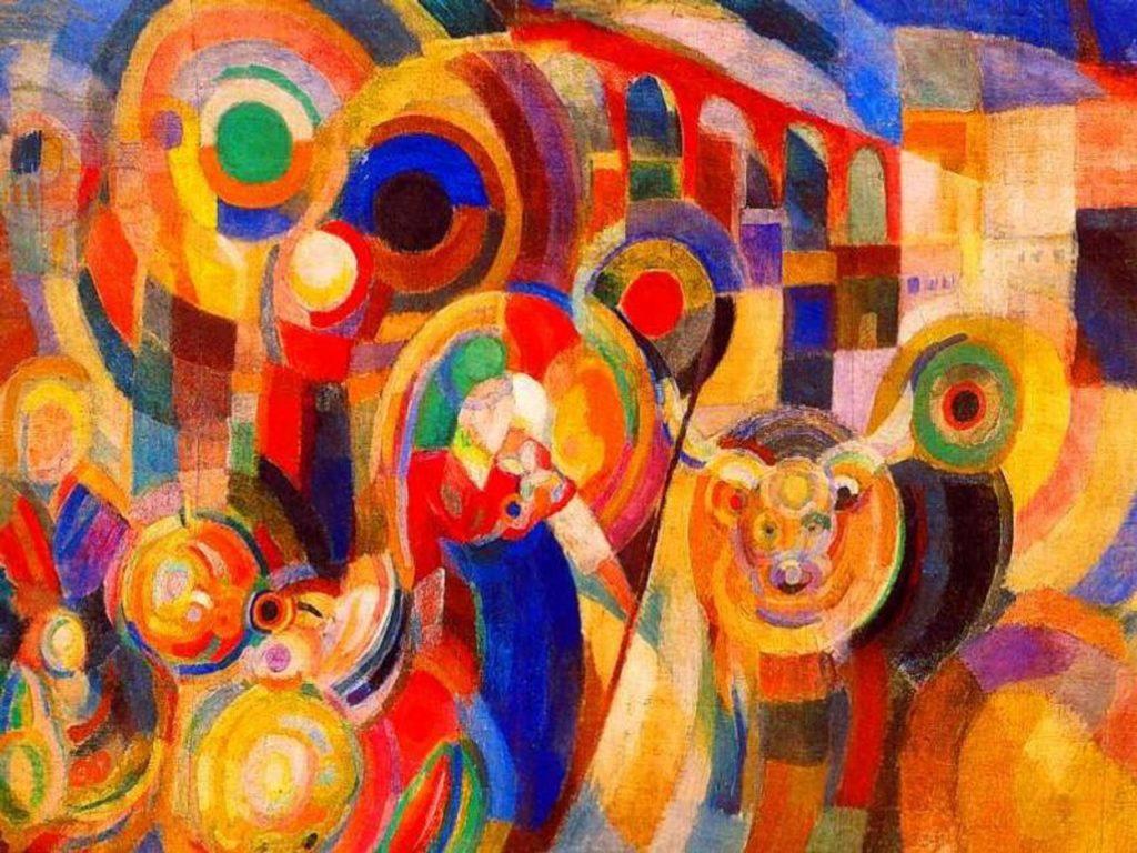 sonya-delone-rynok-v-mino-1915