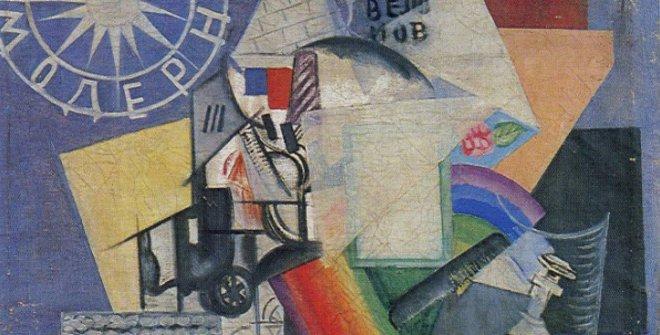 Dada Ruso, 1914-1924
