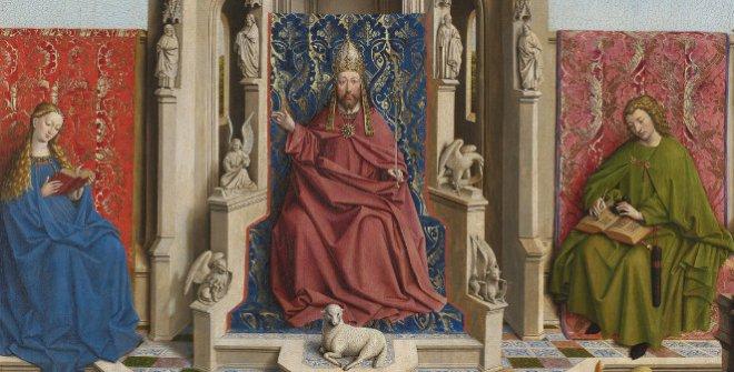 «Источник бессмертия. Триумф Христовой церкви над Синагогой»