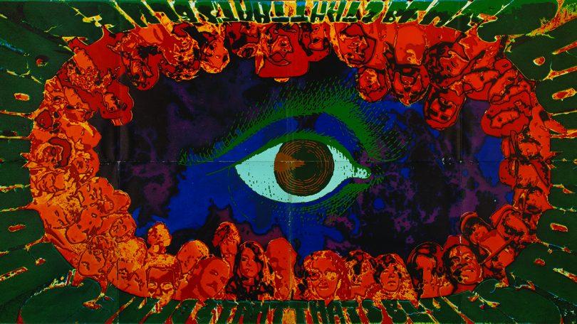 Психоделия в визуальной культуре бит-эпохи 1962 – 1972