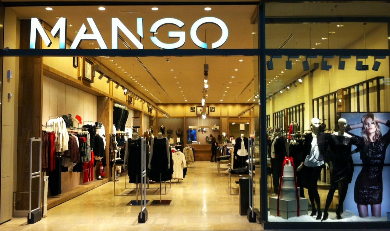 Манго Одежда Женская Доставка
